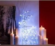 Globall Concept Светодиодный олень Diamond Serie LED, 0.26x0.48x0.11 см, 60 LED