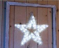 Globall Concept Светодиодная звезда Diamond Serie LED, 0.52x0.52x0.03 см, 56 LED