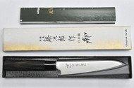 Tojiro Нож универсальный Shippu, 13 см, сталь VG-10, 63 слоя