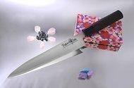 Tojiro Нож для тонкой нарезки Zen, 21 см, сталь VG-10, 3 слоя