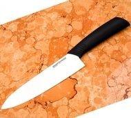 Samura Нож поварской Samura Eco, 29 см, длина лезвия 17 см, вес 124 г, толщина обуха 3 мм