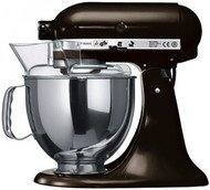 KitchenAid Миксер планетарный, дежа (4.83 л), 3 насадки, 5KSM150PSECH, шоколад
