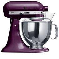 KitchenAid Миксер планетарный, дежа (4.83 л), 3 насадки, фиолетовый