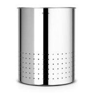 Brabantia Корзина для бумаг (15 л), 26.2х32 см, стальная полированная
