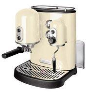 KitchenAid Кофеварка Artisan Espresso, 5KES100EAC, кремовая