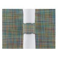 CHILEWICH Кольцо для салфеток Garden, 3.8x4.1 см, жаккардовое плетение