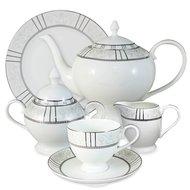 Emerald Чайный сервиз Шенонсо на 6 персон, 21 пр.