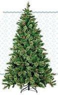 Black Box Ель Регина шишки-ягоды, 155 см, зеленая