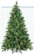 Black Box Ель Регина шишки-ягоды, 185 см, зеленая