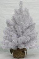 Triumph Tree Ель Исландская, 90 см, в мешочке, белоснежная