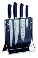 Fried. Dick Набор кованых ножей Active Cut, 5 пр., в магнитной подставке