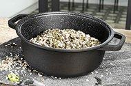Risoli Сотейник HardStone Granit, 24 см (3,5 л)