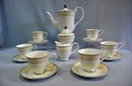 Takito Сервиз чайный Вдохновение на 6 персон, 17 пр. 30302-4 Takito