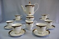 Takito Сервиз чайный Империал на 6 персон, 17 пр. 30301-4 Takito