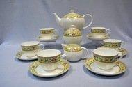 Takito Сервиз чайный Флоренция на 6 персон, 17 пр.
