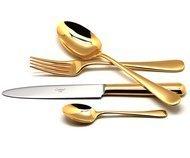 Cutipol Набор столовых приборов Atlantico Gold, 72 пр.