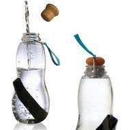Black+Blum Эко-бутылка Eau good с фильтром (0.8 л), голубая