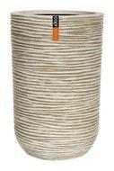 Capi Кашпо Nature Цилиндр, белое, 25х38 см