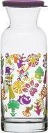 Sagaform Графин с крышкой Fantasy (1 л), 28х9 см, розовый 5016456 Sagaform