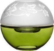 Sagaform Подсвечник Shine, 16.5х14.5 см, зеленый