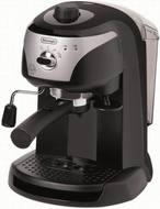 Delonghi Кофеварка рожковая, черная