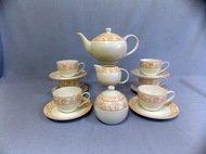 Takito Сервиз чайный Болеро на 6 персон, 17 пр. 30503-4 Takito