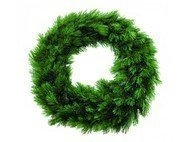 Triumph Tree Венок Лесная красавица, 90 см, зеленая