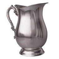 Roomers Кувшин, 20x20x22 см, серебряный