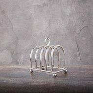 Roomers Салфетница, никель, 10х9х14 см