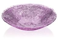 IVV Чаша для фруктов Multicolor, 33 см, фиолетовая