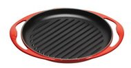 Le Creuset Гриль круглый, 25 см, бордовый