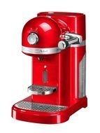 KitchenAid Кофемашина капсульная Artisan Nespresso красная