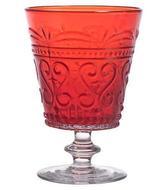 Zafferano Бокал для воды Провенцале (250 мл), красный