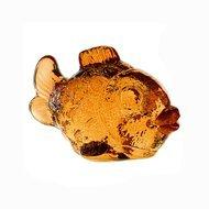 Nachtmann Фигурка Рыба, 6 см, оранжевая