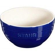 Staub Миска большая (1.2 л), 17 см, темно-синяя