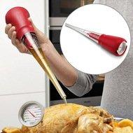 Joseph&Joseph Мультиинструмент для запекания с термометром ThermoBaste, 30х6 см