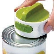 Joseph & Joseph Нож консервный Can-Do, 6.7х5.2 см, бело-зеленый