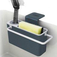 Joseph&Joseph Органайзер для раковины Sink Aid, навесной, 19.5х11х13.5 см, серый