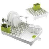 Joseph&Joseph Сушилка для посуды раздвижная Extend, 36х32х16 см, белая