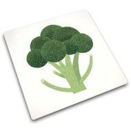 Joseph&Joseph Доска для готовки и защиты рабочей поверхности Broccoli, 30х30х0.7 см
