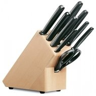 Victorinox Набор кухонных ножей Victorinox, 9 пр., в деревянной подставке