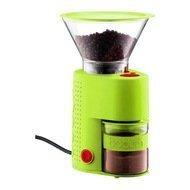 Bodum Электрическая кофемолка Bistro, лимонная