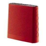Bodum Подставка для ножей Bistro, красная