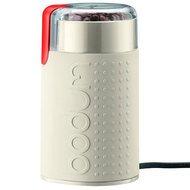 Bodum Электрическая ножевая кофемолка Bistro, белая