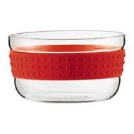 Bodum Набор салатников Pavina, 12.5х6.8 см, красный, 2 шт.