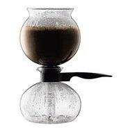 Bodum Кофеварка Pebo вакуумная (1 л), чёрная