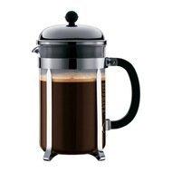 Bodum Кофейник с прессом Chambord (1.5 л), черный