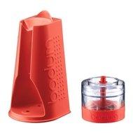 Bodum Набор для электрического блендера Bistro, красный