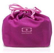 Monbento Мешочек для ланча MB Pochette color, 19x20x17 см, малиновый