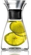 Eva Solo Графин Drip-free, малый, прозрачный, 11x18.5 (0.6 л)
